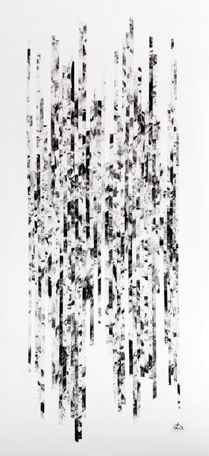 , 'Lignification,' 2017, Galerie Geraldine Banier