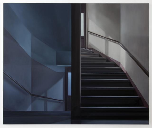 , 'Stairway,' 2016, Galleri Magnus Karlsson