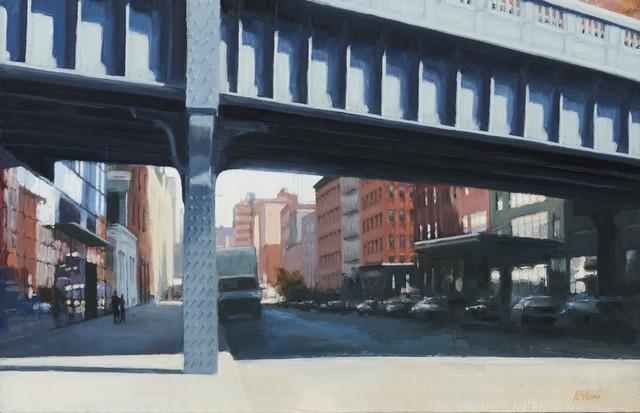 , 'Highline,' 2016, Paul Thiebaud Gallery
