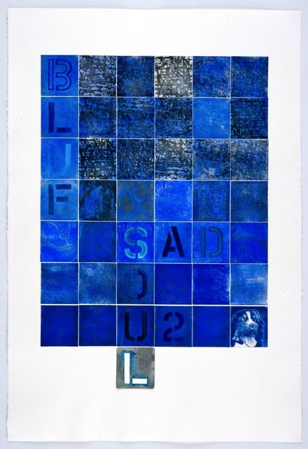 , 'BLUE,' 2014, Artify Gallery