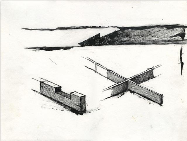 """, 'Untitled - Série """"Construção"""" (Construction Series),' 2015, Periscopio"""