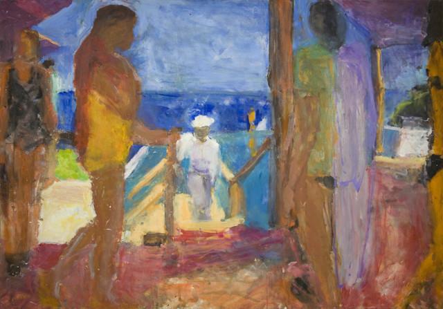 Sargy Mann, 'Infinity Pool No.I', ca. 2010, Cadogan Contemporary