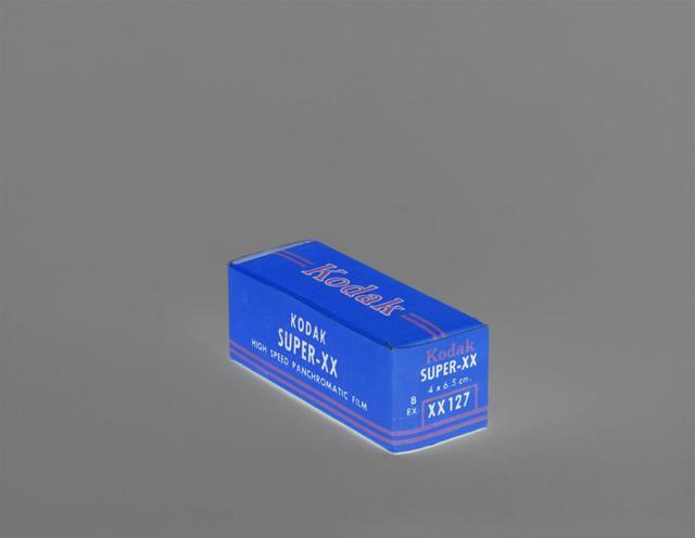 , 'Negative Kodak Super-XX 127 November 1951,' 2015, Bortolami