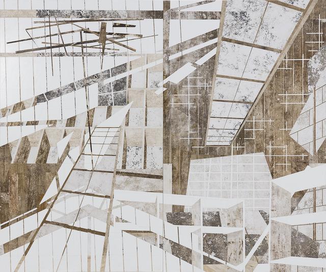 , 'Skylight,' 2017, Galeria Nara Roesler