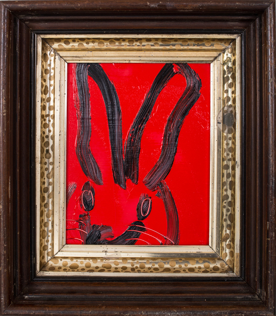 , 'Red Bunny,' 2017, New Gallery of Modern Art