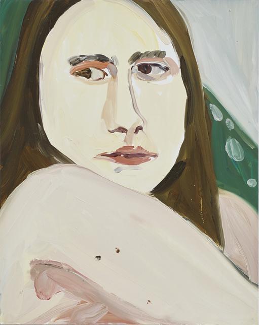 , 'Longhaired Boy,' 2016, Monica De Cardenas