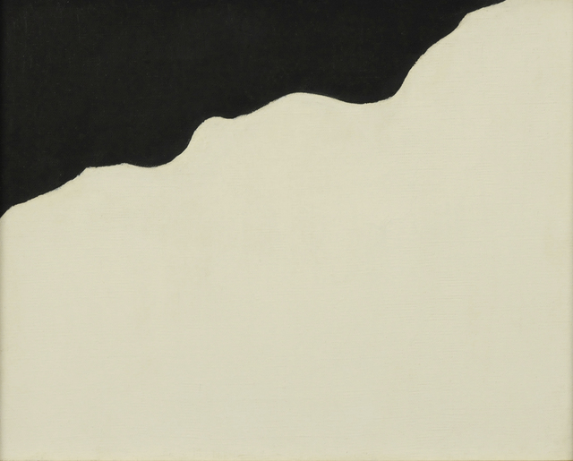 Ruth Kligman, 'Untitled (Abstract in Black and White)', 1961, Thomas French Fine Art