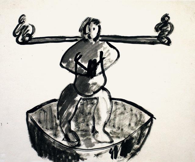 , 'Balance,' 2009, Alisan Fine Arts
