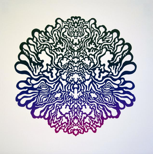 , 'Root Faded Sun Dripper (Dusk),' 2014, Erin Cluley Gallery