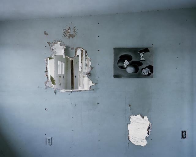 , 'Abandoned Painting F,' 2008, Maccarone