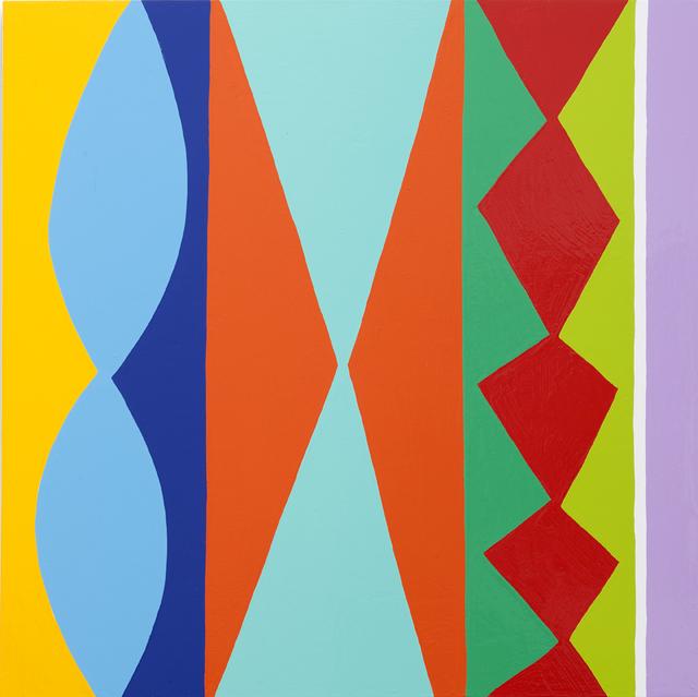 , '12 Dove,' 2012, Rosamund Felsen Gallery