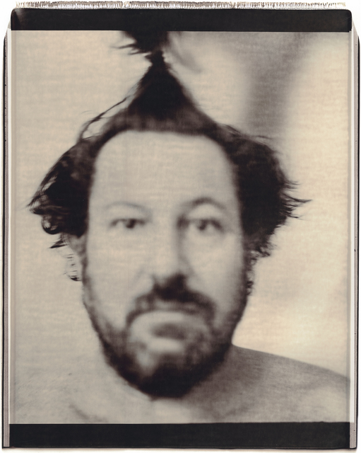 , 'Untitled (Self-Portrait),' 2008, Ostlicht. Gallery for Photography