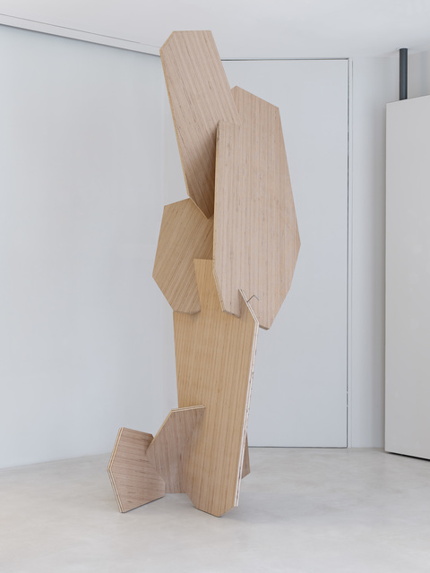 , 'FacetFormation Wood 350,' 2016, Setareh Gallery