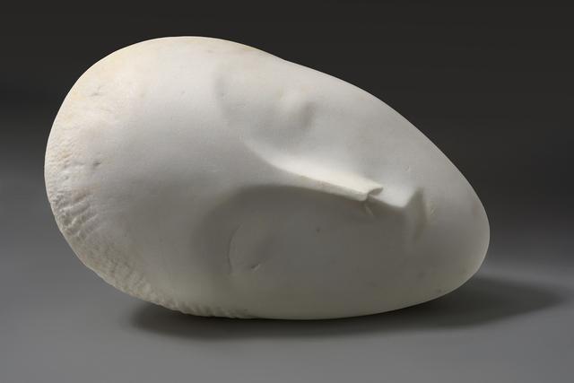 , 'Sleeping Muse I,' 1909-1910, Hirshhorn Museum and Sculpture Garden