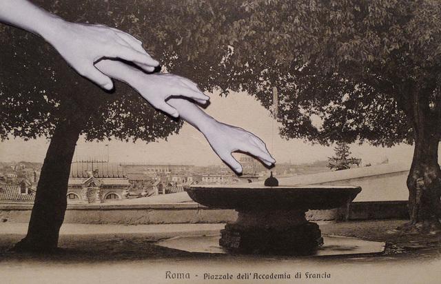 , 'Querida Accademia di Francia [Dear Accademia di Francia],' 2014, Casa Triângulo