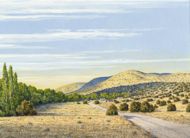 , 'Past La Mancha,' 2016, Gerald Peters Gallery Santa Fe