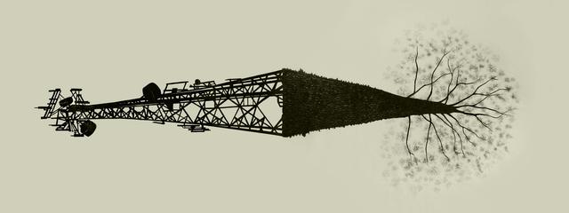 , 'Sin Título de la serie Graphis Loggia,' 2015, BETA Galería