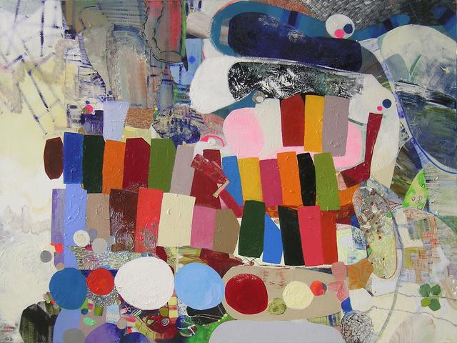 , 'Overview,' 2018, Kathryn Markel Fine Arts
