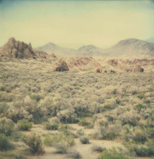 Stefanie Schneider, 'Hidden Valley', 2005, Photography, Analog C-Print, hand-printed by the artist on Fuji Crystal Archive Paper, based on a Polaroid, not mounted, Instantdreams