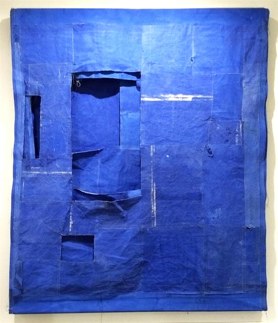 Simon Callery, 'Purfleet flat painting', 2018, Casas Riegner