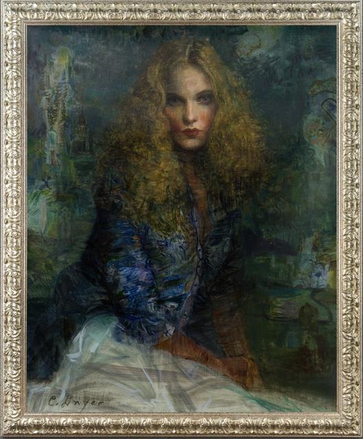 Charles Dwyer, 'Violet', Merritt Gallery