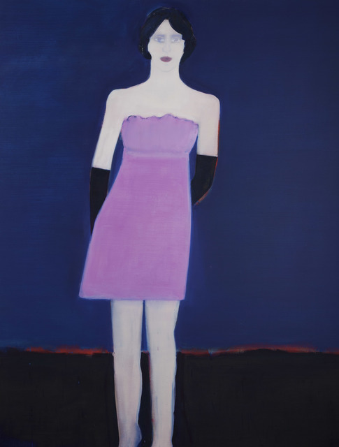 Tom Hammick, 'Violetta Alone', 2015, Flowers