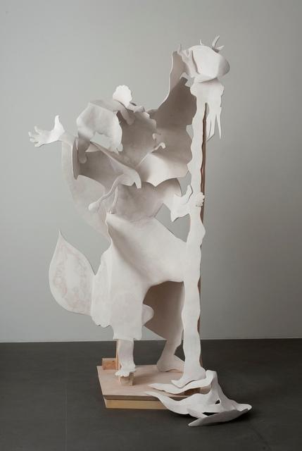 , 'St. Christopher,' 2012, Gagosian