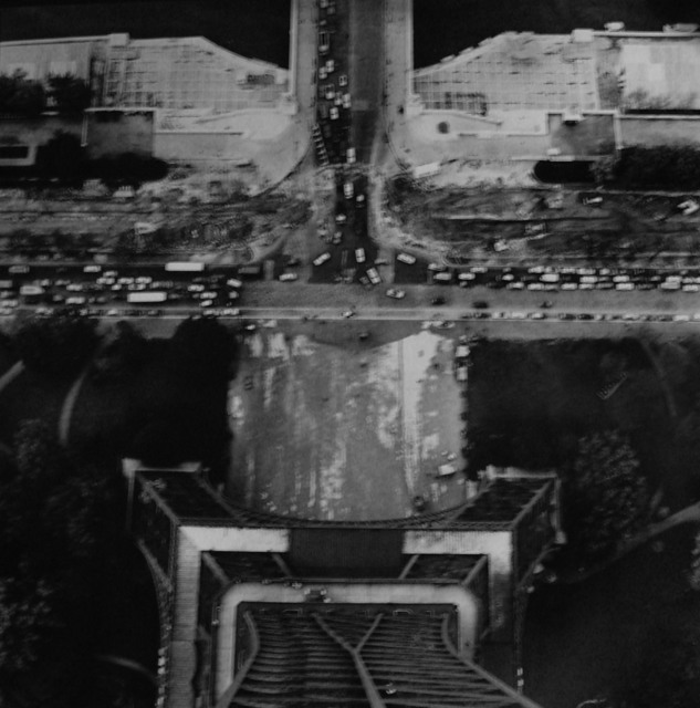 Frank Paulin, 'View from the Eiffel Tower, Paris', 1963, Bruce Silverstein Gallery
