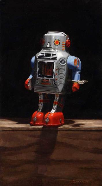 , 'Mr. Roboto,' 2012, IX Gallery