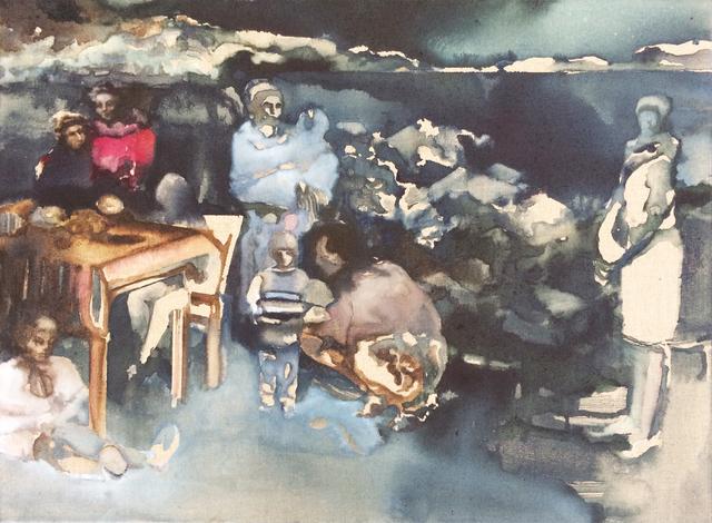 , 'Olivenhain,' 2017, Galerie SOON