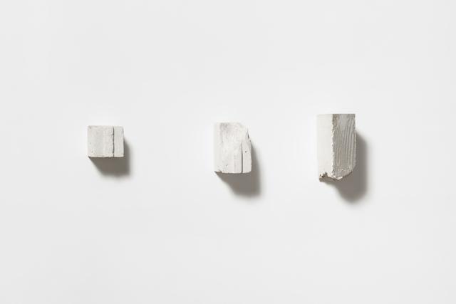 , 'Demolition Fragments,' 2019, Josée Bienvenu