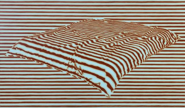 , 'Couverture 2,' 2019, Club d'Art Contemporain