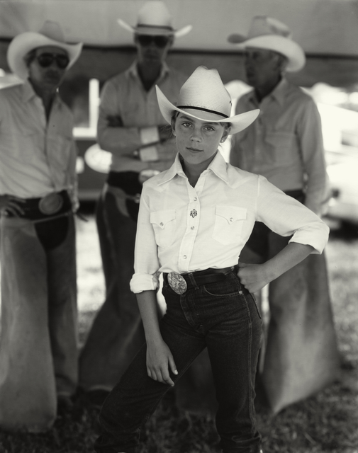 "Sally Mann, 'Untitled from the ""At Twelve"" Series, Jennifer at the Rodeo', 1983-1985, Jackson Fine Art"