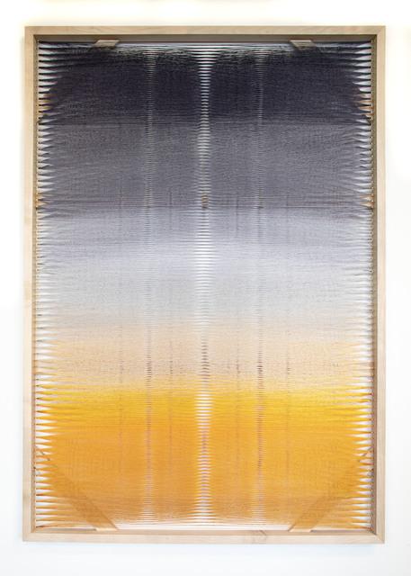 , 'Woven Screen (Fog Gradient III),' 2019, Heather Gaudio Fine Art
