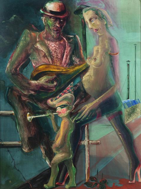 , 'Familienbild,,' 1943, Galerie Valentien