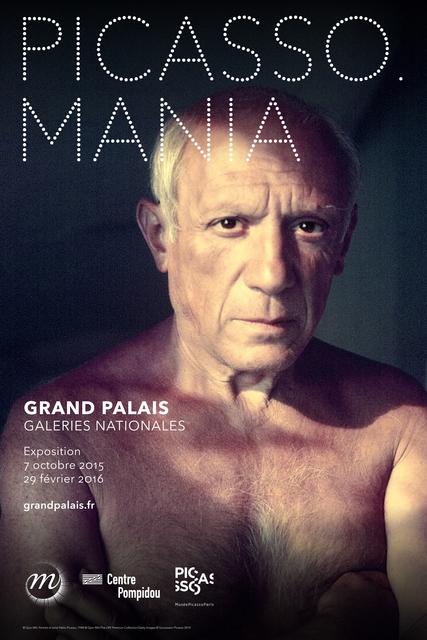 , 'Portrait of artist Pablo Picasso,' 1948, RMN Grand Palais