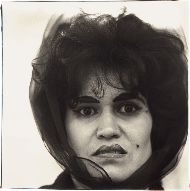 Diane Arbus, 'Puerto Rican Woman with a Beauty Mark, NYC', 1965, Phillips