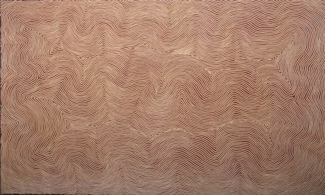 Warlimpirrnga Tjapaltjarri, 'Tingari', 2013, SmithDavidson Gallery