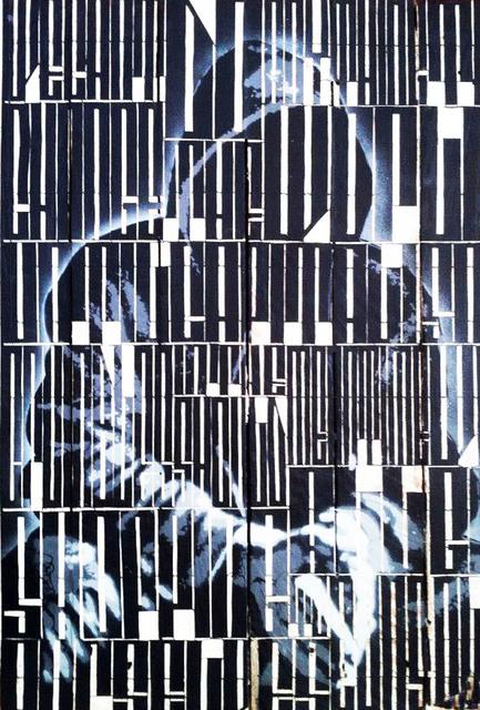 , 'Portrait of Banksy,' 2012, Manfredi Style