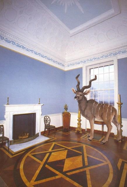 , 'Kudu at Marino Casino,' 2013, Wilding Cran Gallery
