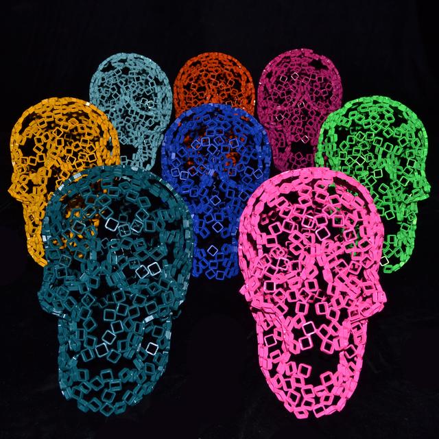 , 'Skull,' 2014, DTR Modern Galleries