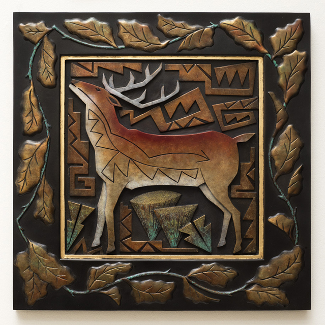 , 'Elk,' 2011, Blue Rain Gallery