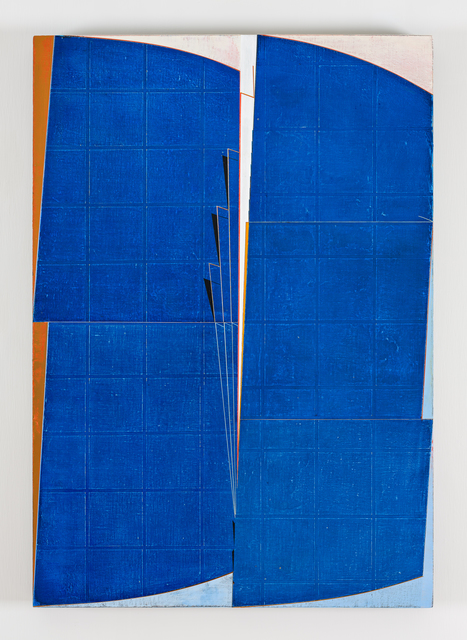 Qian Jiahua, 'Sunset at the bridge', 2019, Simon Lee Gallery