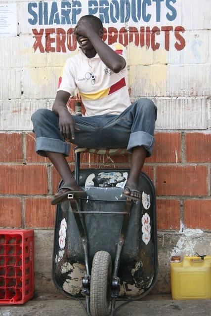 , 'Happy Feelings  (Nigeria),' 2011, ACS GALLERY