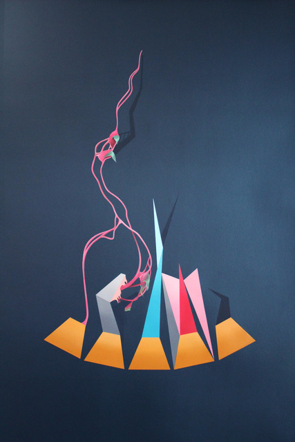 , 'Vessel,' 2013, Sabrina Amrani
