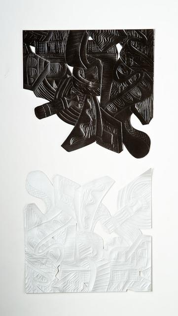 , 'Separate is not Always Equal,' 2011, Marta Hewett Gallery
