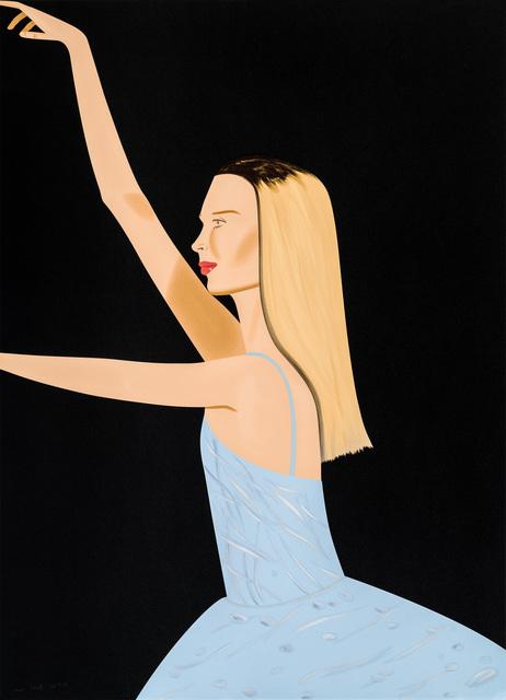 Alex Katz, 'Dancer 2', 2019, Nikola Rukaj Gallery