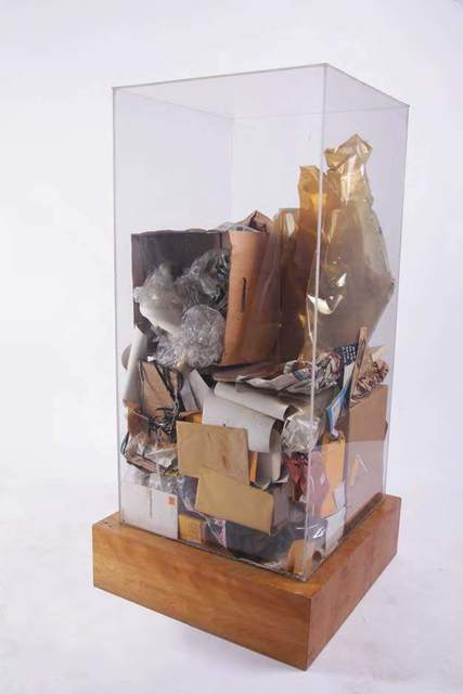, 'Peter Hutchinson's Refuse,' 1973, Leila Heller Gallery