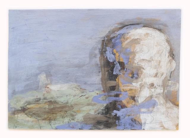 , 'Head # 5,' 2007, Court Tree Gallery