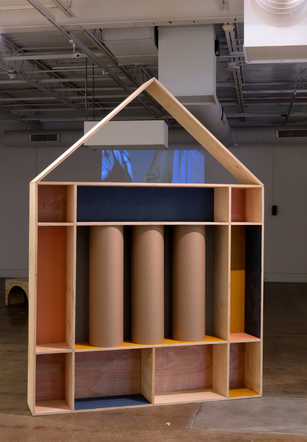 , 'Center,' 2016, Fort Worth Contemporary Arts